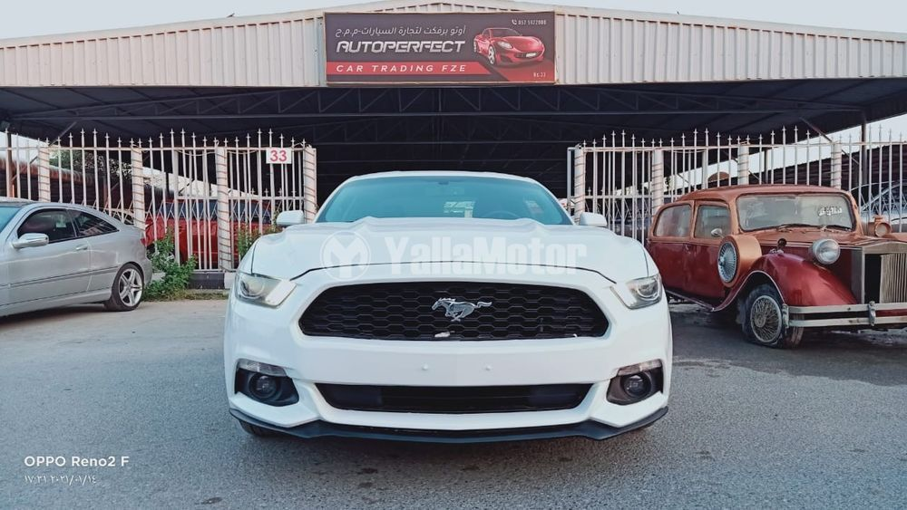 Used Ford Mustang 3.7L Coupe 2016
