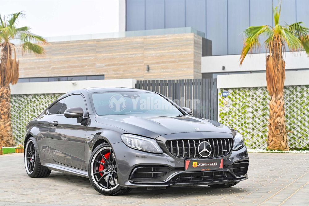 Used Mercedes-Benz C-Class  C 63 S 2019