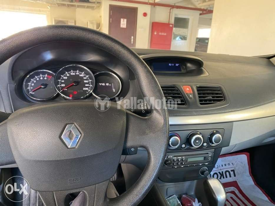 Used Renault Fluence 1.6L PE 2012