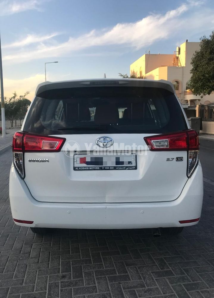 Used Toyota Innova  2.7L Limited 2019
