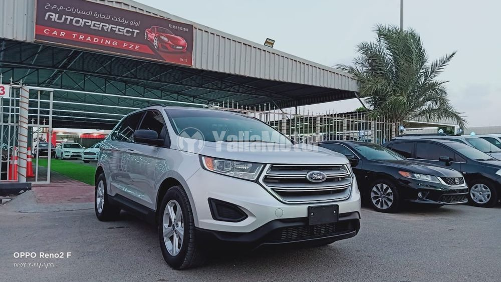 Used Ford Edge  2.0L EcoBoost SE (AWD) 2017