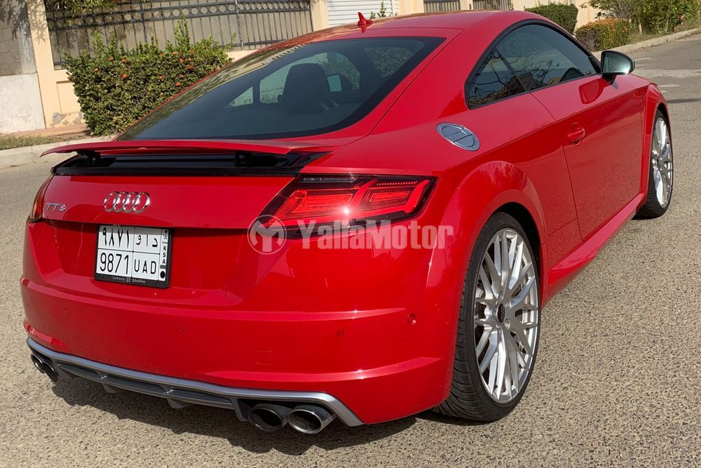 Used Audi TTS Coupe 2016