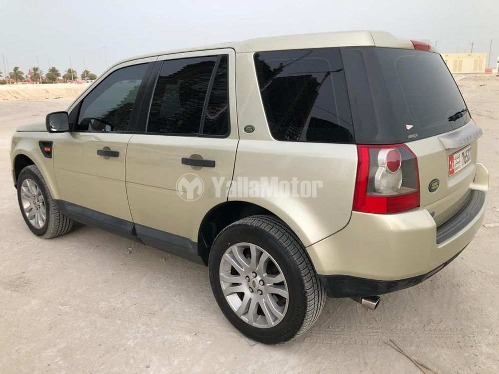Used Land Rover LR2 2008