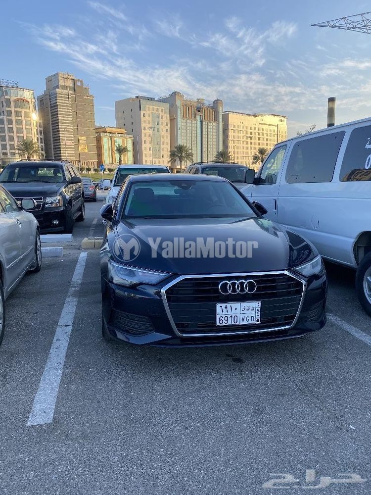 Used Audi A6 2.0 TFSI 245 HP   2020