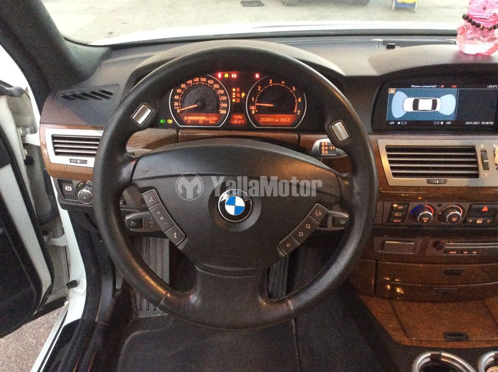 Used BMW 7 Series 2008