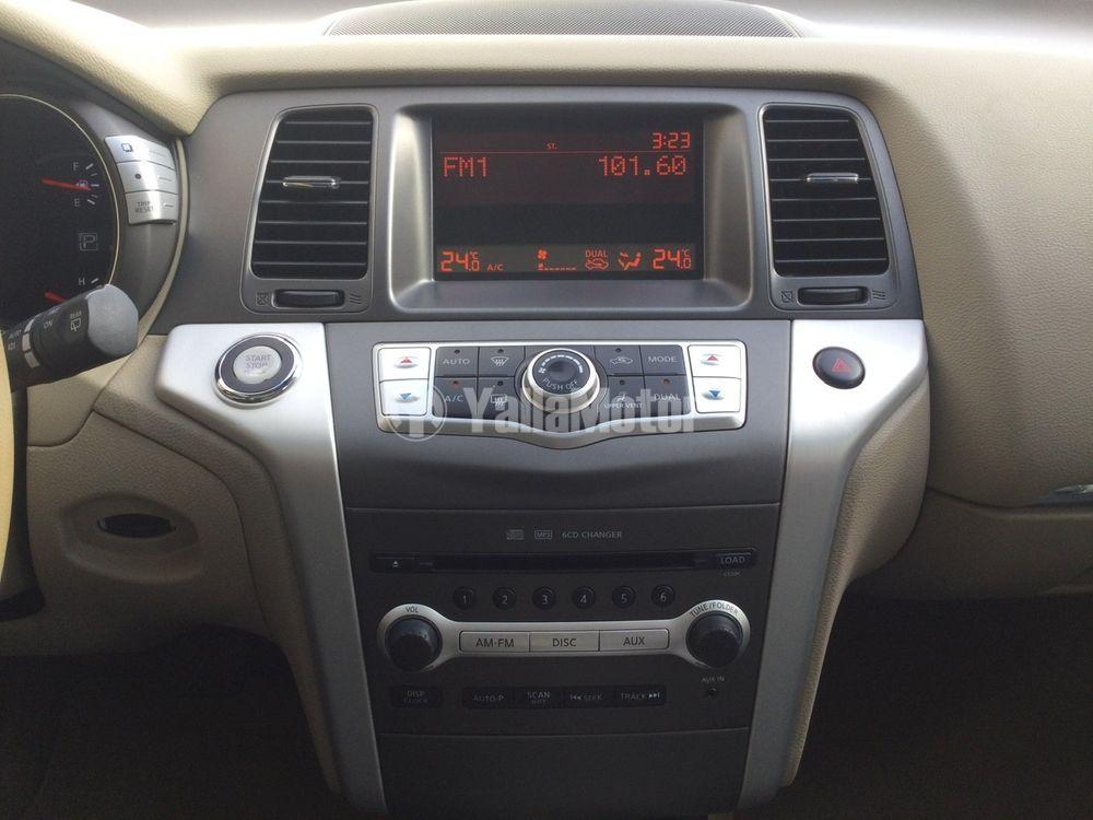 Used Nissan Murano 2015