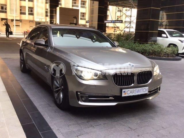 Used BMW 7 Series 2015