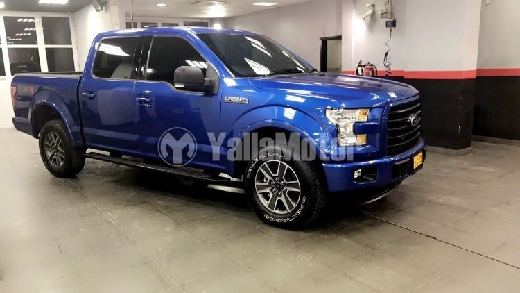 Used Ford F-150  5.0L XLT 2016