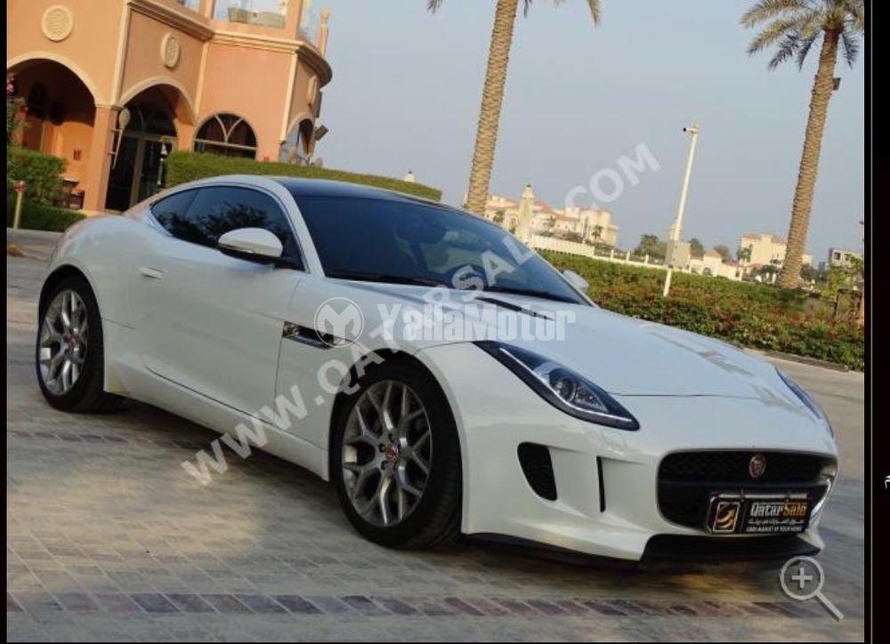 Used Jaguar F-Type 2016