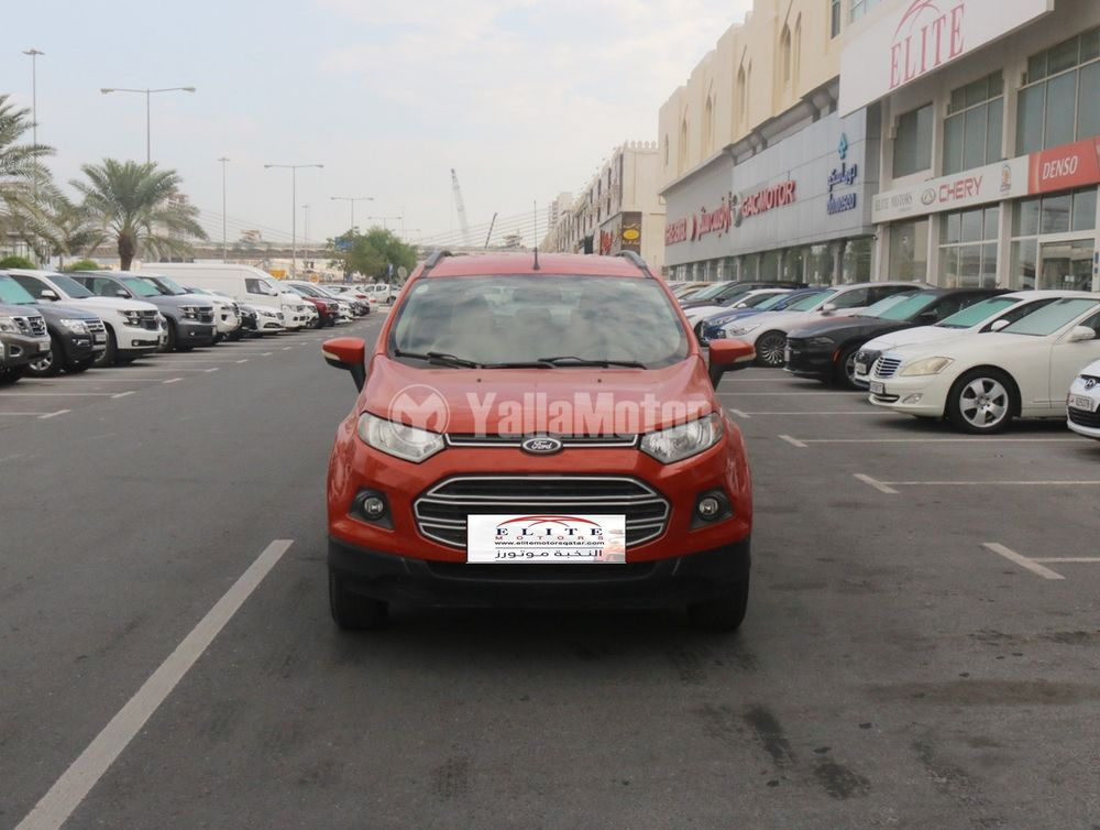 Used Ford EcoSport  1.5 Trend 2016