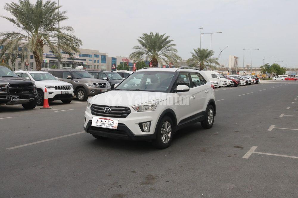 Used Hyundai Creta  1.6L Mid 2017