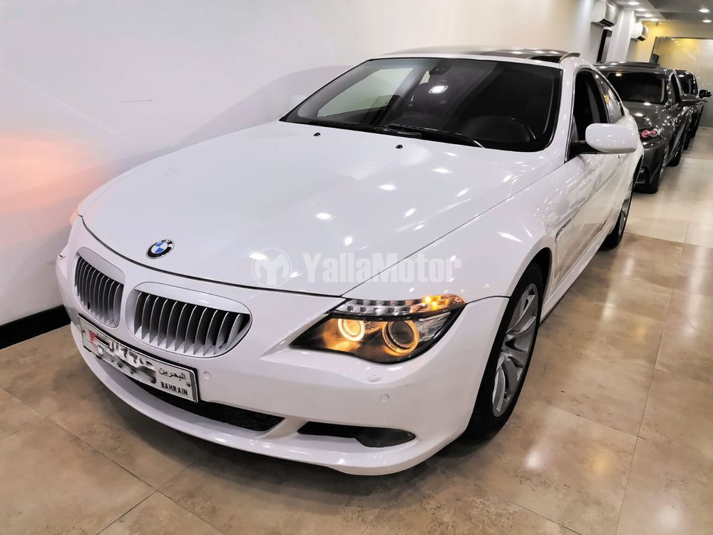 Used BMW 6 Series Coupe  630i 2009