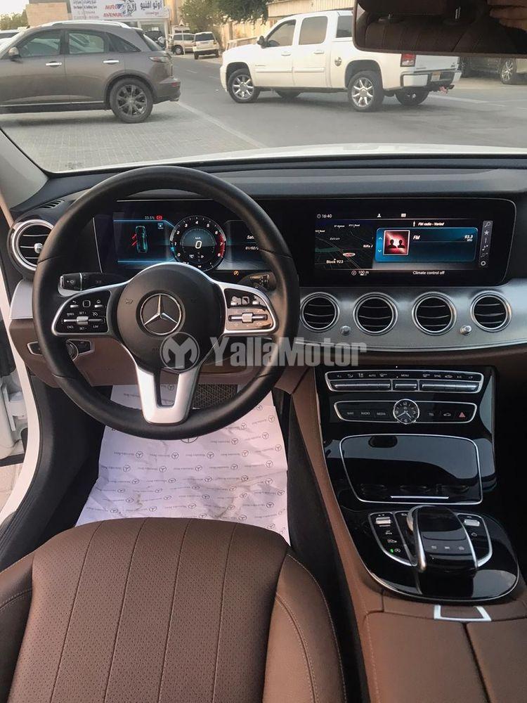 Used Mercedes-Benz E-Class 2020