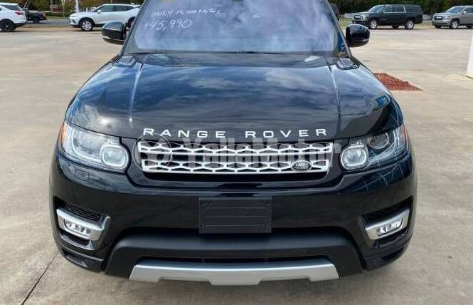 Used Land Rover Range Rover  HSE 2016