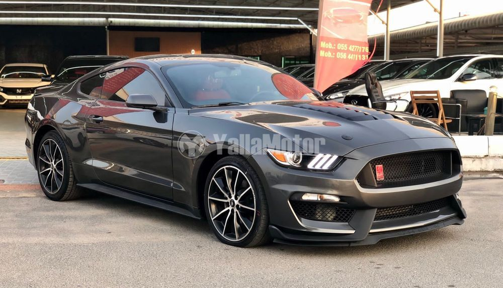 New Ford Mustang Boss 2017