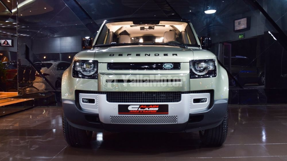 New Land Rover Defender  110 HSE (P400) 2021