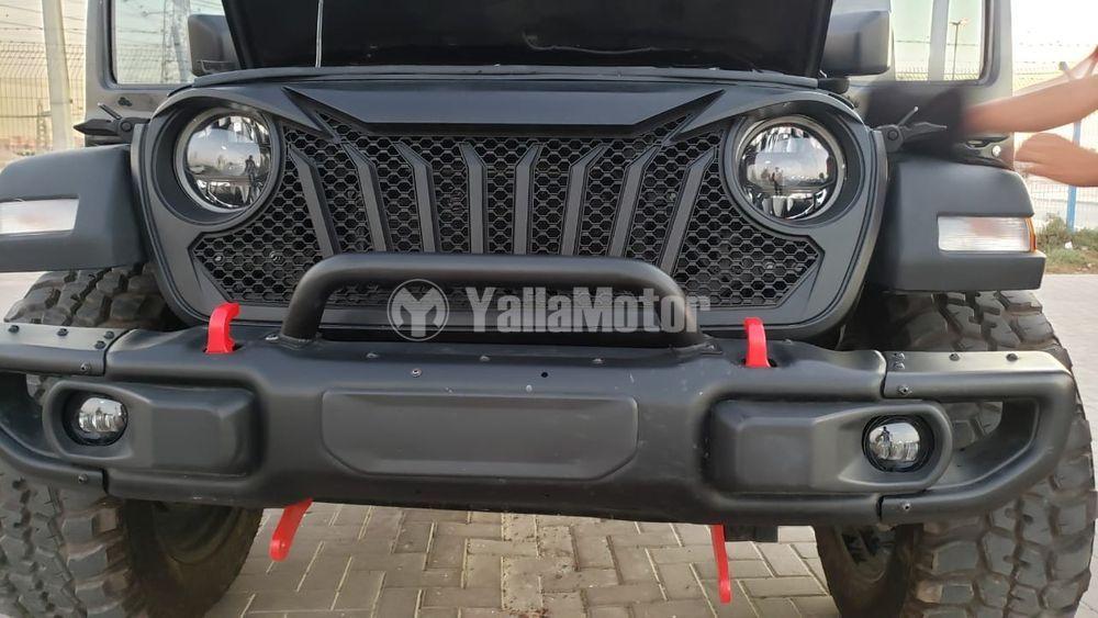 Used Jeep Wrangler 2019