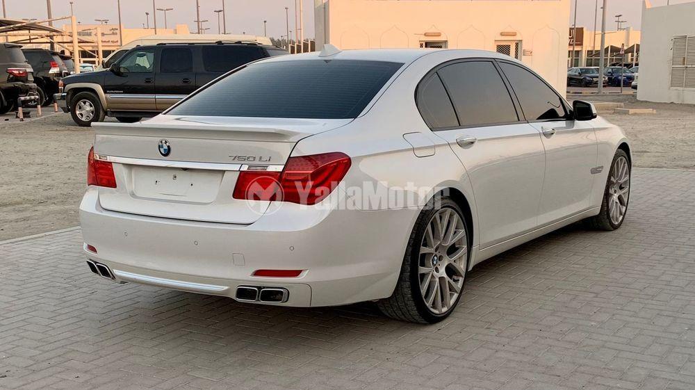 Used BMW 7 Series  750Li 2012