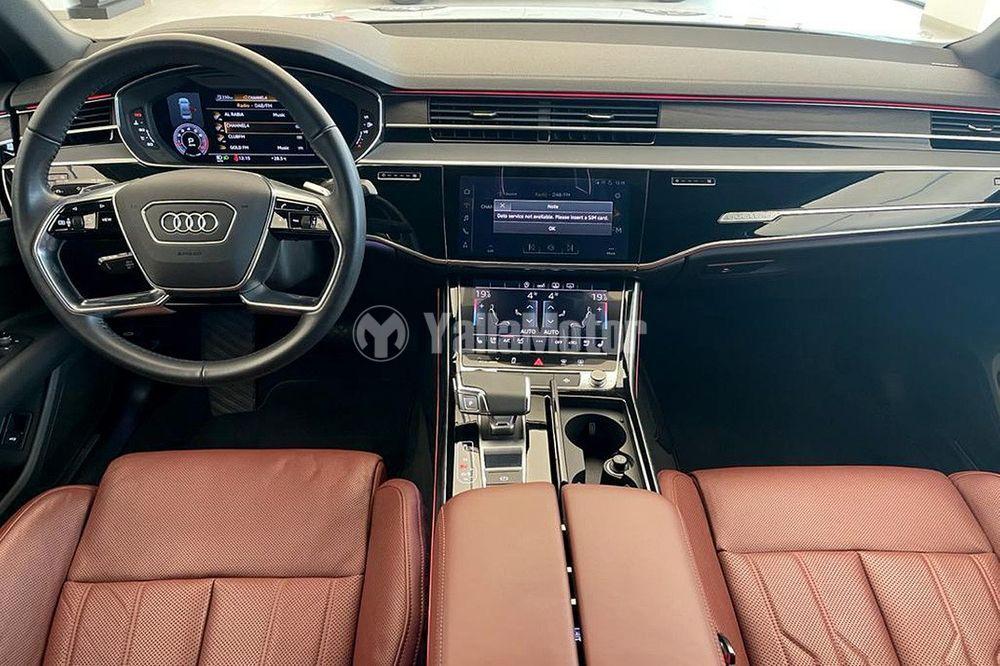 Used Audi A8  55 TFSI quattro Long (340 HP) 2020