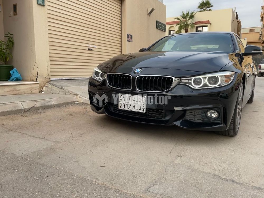 Used BMW 4 Series Coupe  435i 2015
