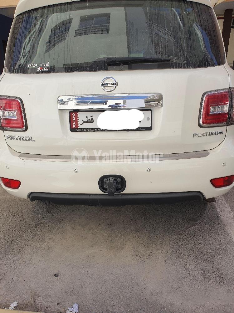 Used Nissan Patrol 4.0 Platinum 2017
