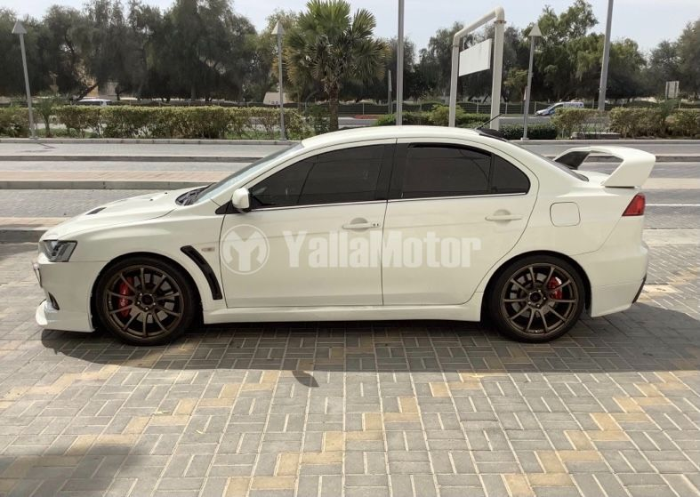 Used Mitsubishi Lancer Evolution 2009