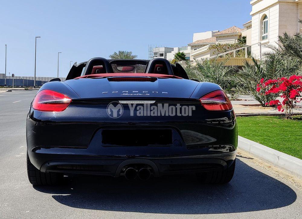 Used Porsche Boxster S 2014
