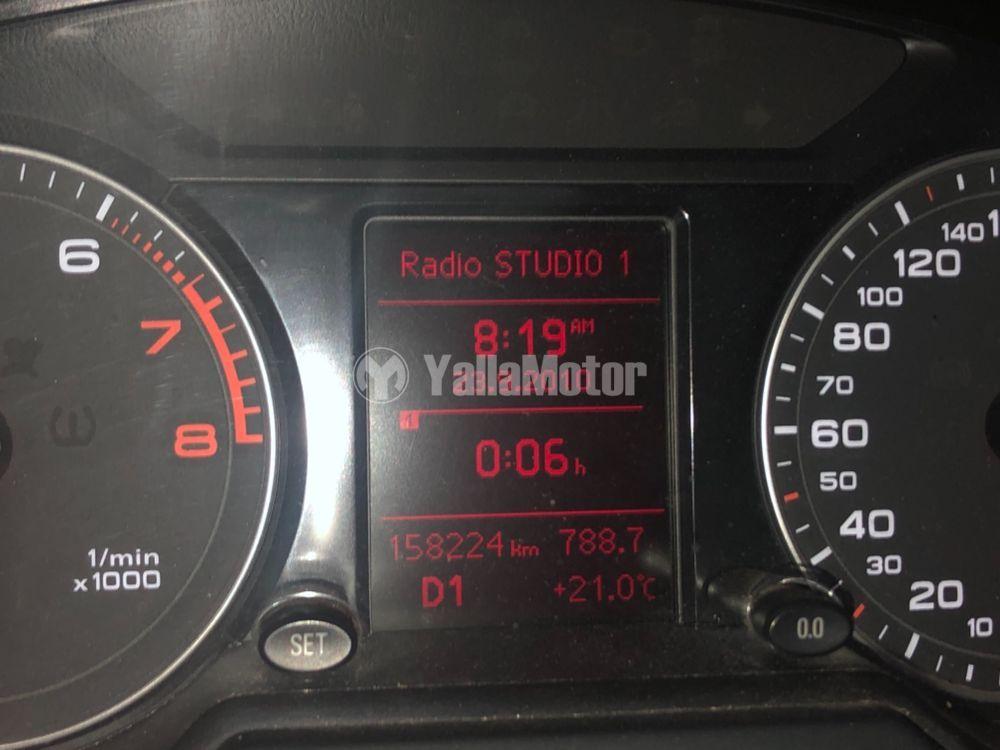 Used Audi Q5 2.0 TFSI S-Line 2011