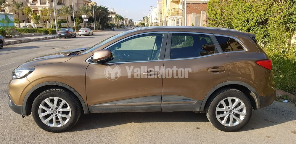 New Renault Kadjar TCe 130 Top 2017