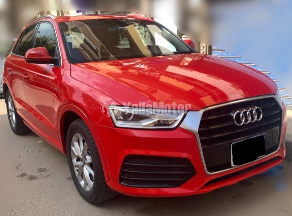 Used Audi Q3  40 TFSI S-line (180 HP) 2013