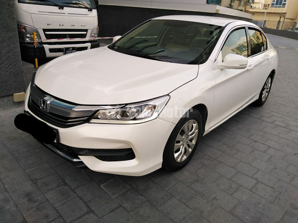 Used Honda Accord 2017