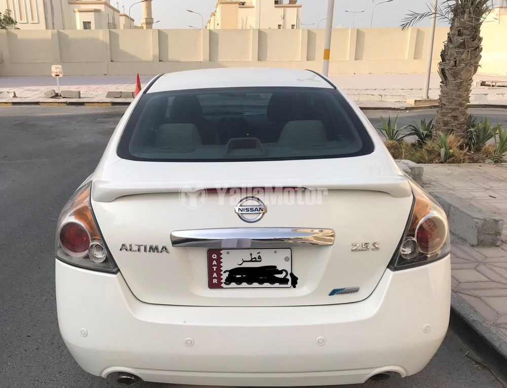 Used Nissan Altima  2.5S 2012