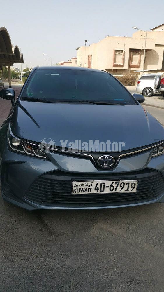 Used Toyota Corolla 2021