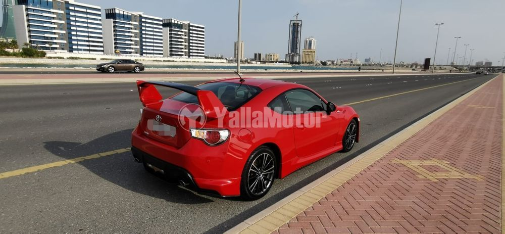 Used Toyota 86  2 Door 2.0L (Automatic) 2013