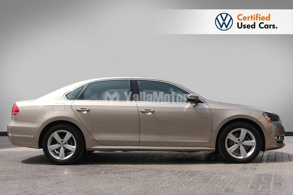 Used Volkswagen Passat 2.5L SE 2017