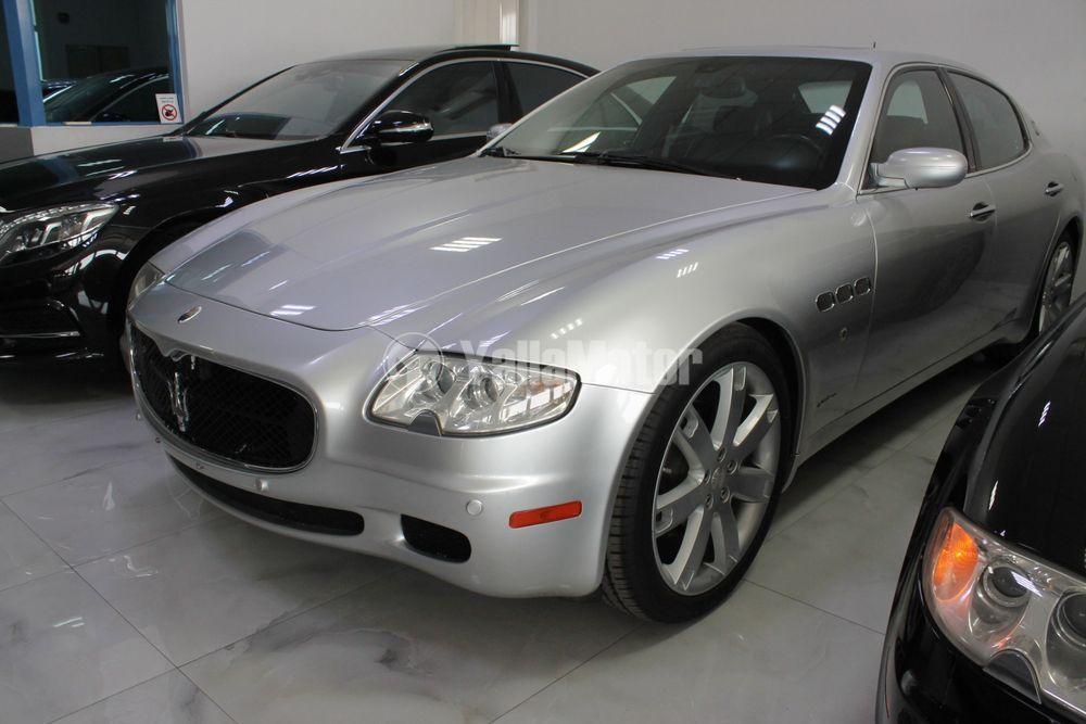 Used Maserati Quattroporte 2007