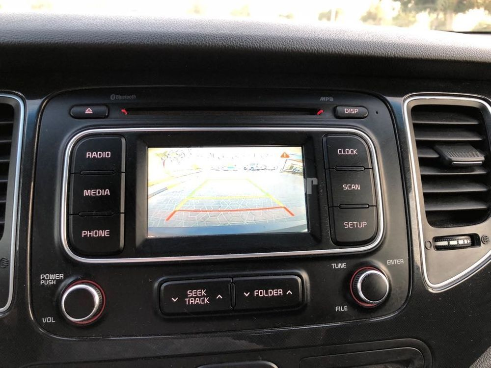 Used Kia Carens  1.6 EX 2013
