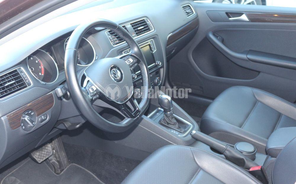 Used Volkswagen Jetta  2.5L SEL 2017