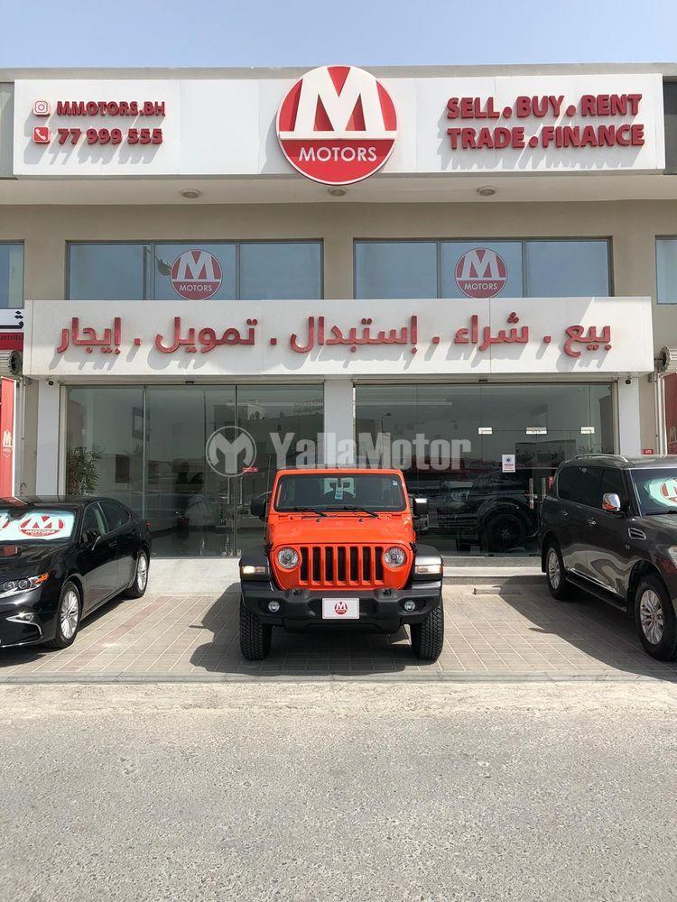 New Jeep Wrangler 2020
