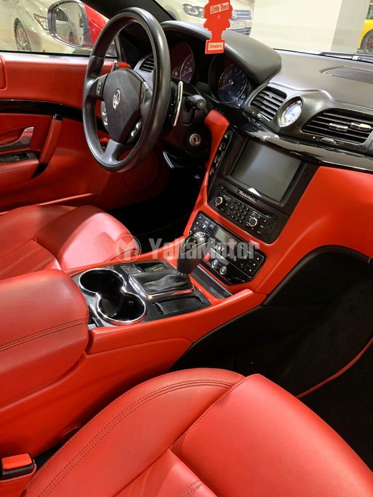 Used Maserati GranTurismo  4.7L V8 Sport 2012