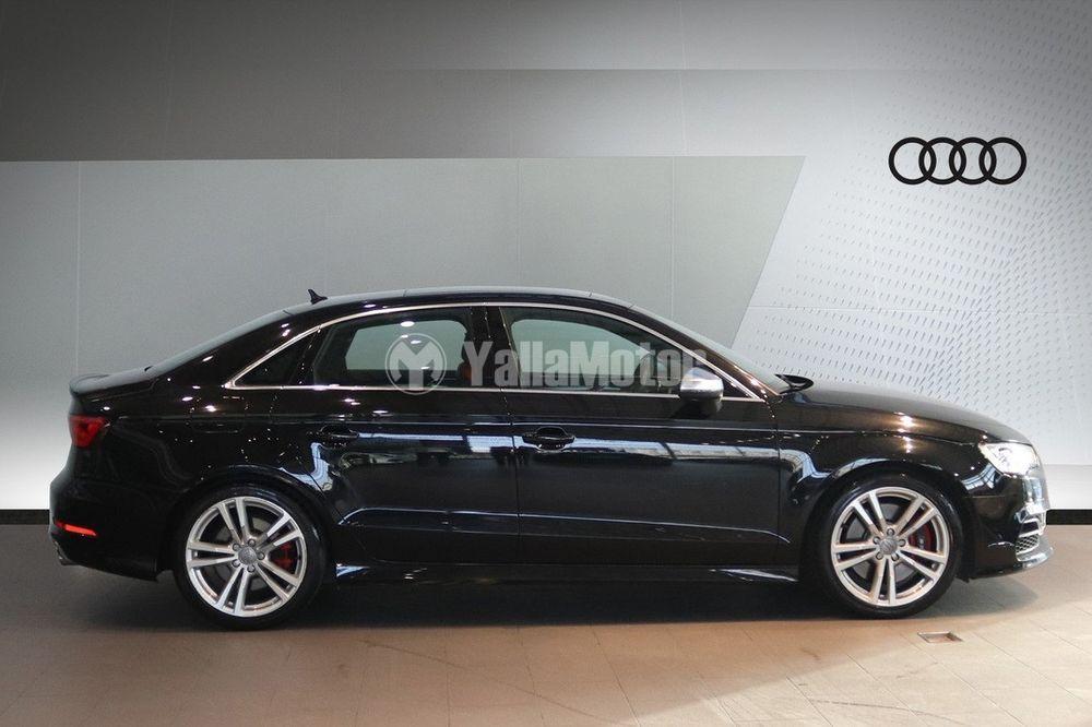 Used Audi S3 Sedan 2016