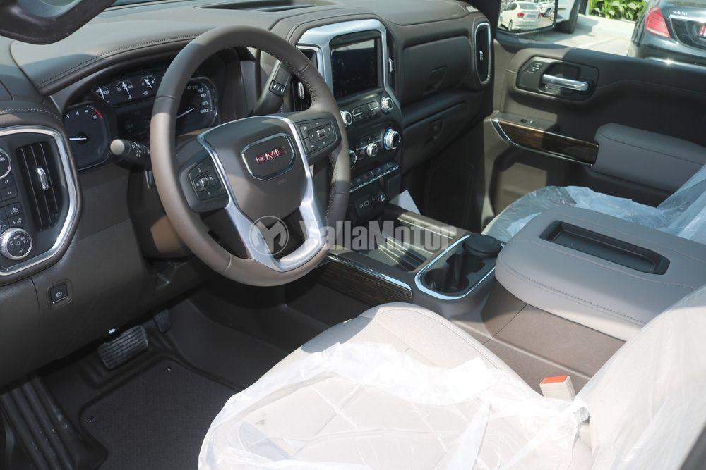 New GMC Sierra  5.3L V8 SLT Crew Cab (AWD) 2021