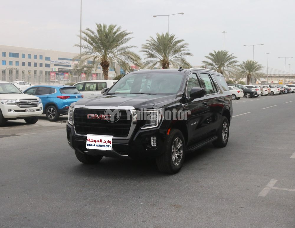 New GMC Yukon  5.3 V8 AT4 (AWD) 2021