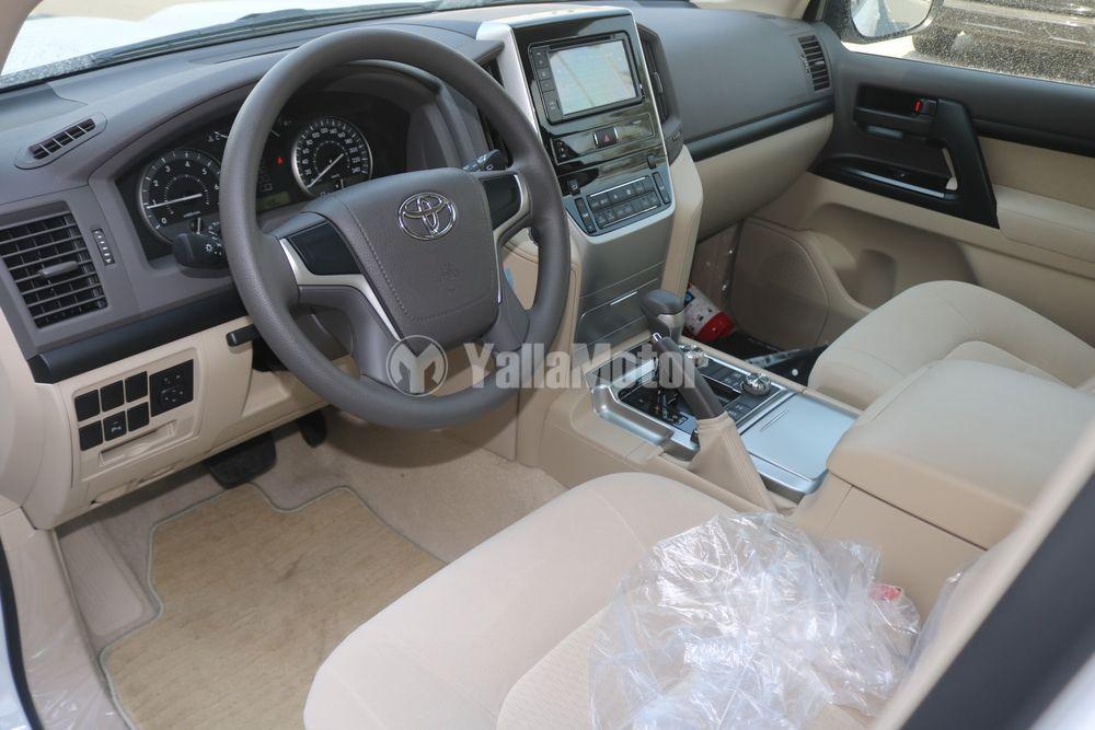 New Toyota Land Cruiser  4.0L GXR1 2021