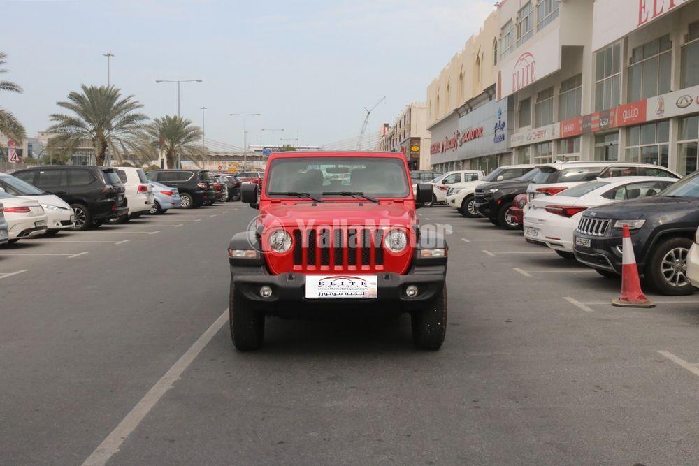 Used Jeep Wrangler  3.6L V6 Sport (2-Door) 2020