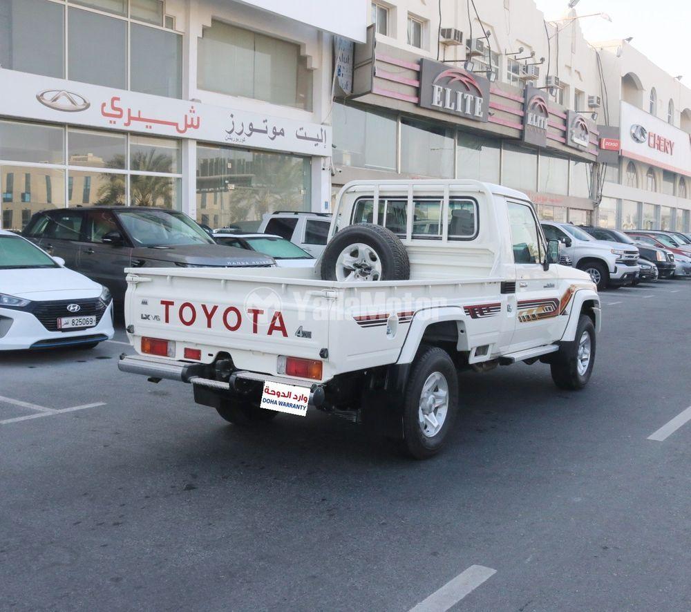 New Toyota Land Cruiser Pick Up  4.0L Single Cab 2021