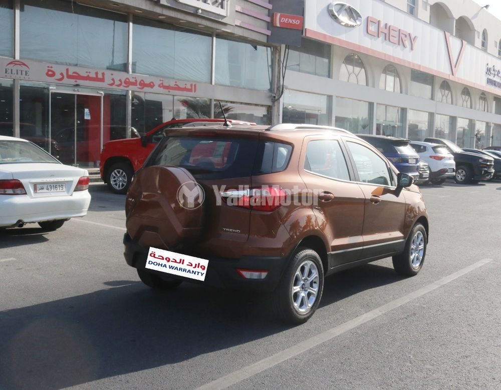 New Ford EcoSport  1.5 Trend 2020