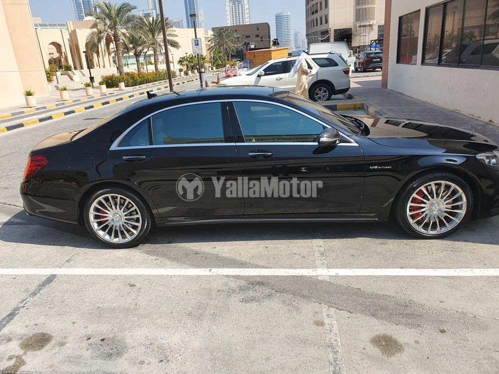 Used Mercedes-Benz S 63 AMG 2016