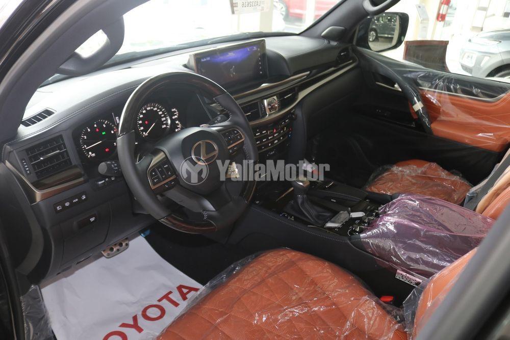 New Lexus LX 570 2020