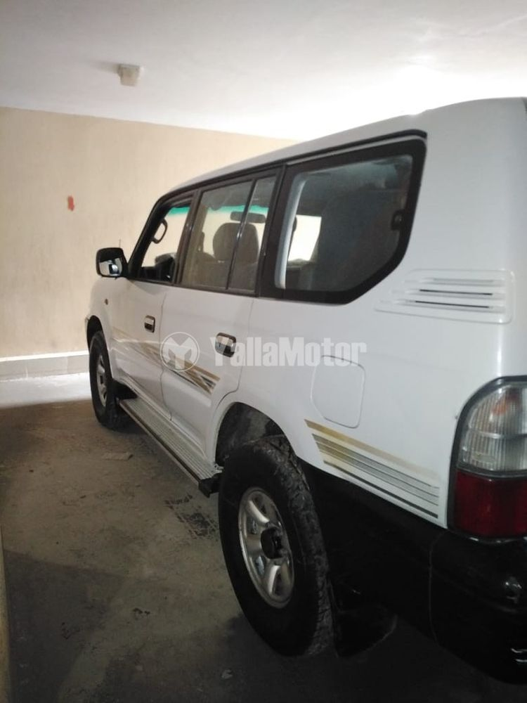 Used Toyota Land Cruiser 2002